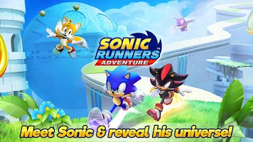Sonic Runners Adventure.