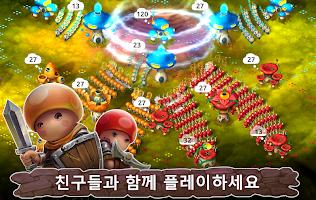 Mushroom Wars 2 – 최강의 타워 디펜스 RTS