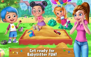 Babysitter Mania – Kids Game