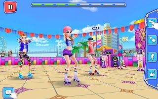 Roller Skating Girls – Dance on Wheels