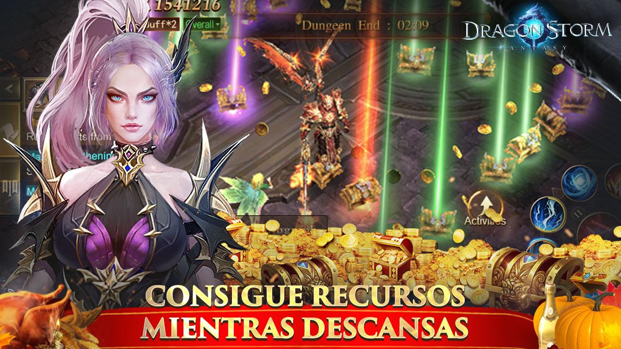 Dragon Storm Fantasy para pc gratis