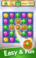 Jewel Blast – Match 3 Puzzle Game