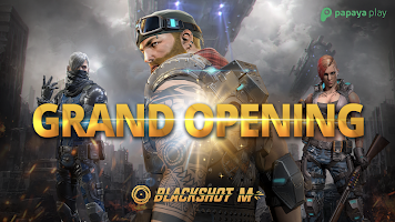 BlackShot M: Gears