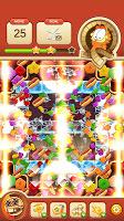 Garfield Puzzle M
