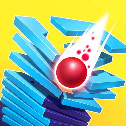 Stack Ball – Ábrete paso a golpes