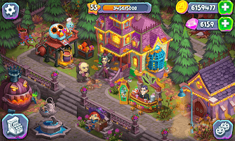 몬스터 농장: 유령 마을의 행복한 할로윈