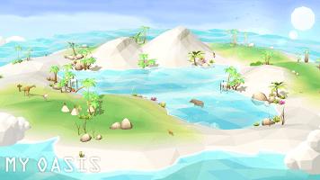 마이 오아시스 – 힐링되는 하늘섬 키우기