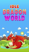 IDLE DRAGON WORLD:FUN GAME