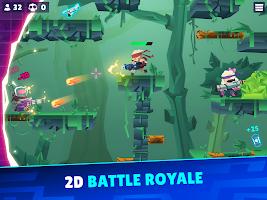 Bullet League – 2D Battle Royale