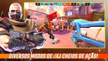 Shadowgun War Games – O melhor FPS 5v5 online