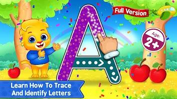 ABC Kids – Tracing & Phonics