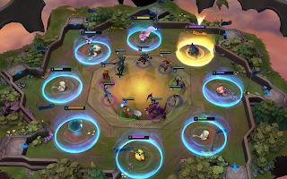 전략적 팀 전투 – 리그 오브 레전드 전략 게임