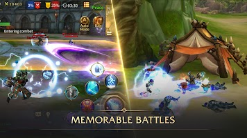 Era of Legends Fantasy MMORPG