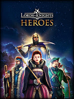 Lords & Knights — Strategy MMO