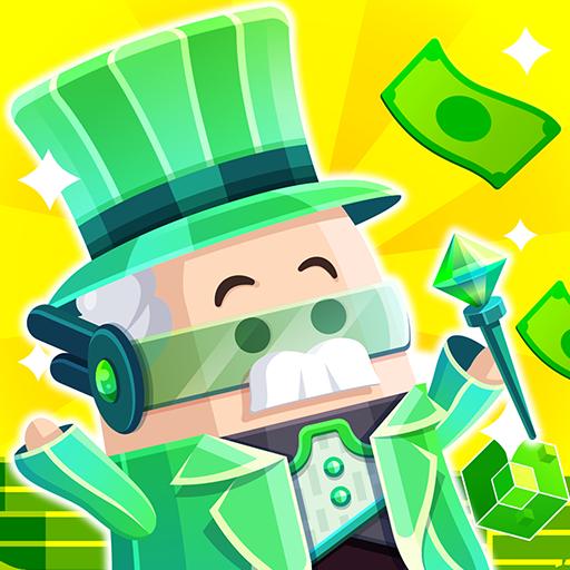 Cash, Inc. Money Clicker Game & Business Adventure