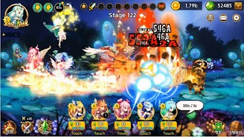 엔젤소울: 방치형 액션 RPG