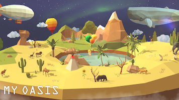 My Oasis — Tap Sky Island