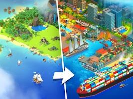Морской порт – Исследуй, Собирай и Торгуй