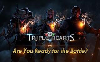 Triple Hearts