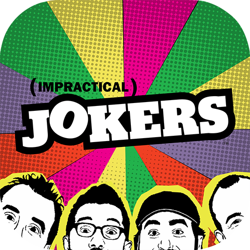 truTV Impractical Jokers Wheel of Doom