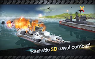 Warship Battle World War II