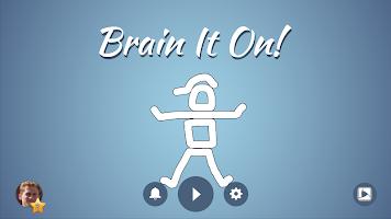 Brain It On! — Physics Puzzles