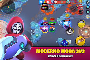 Heroes Strike – 3v3 Moba e Battle Royale