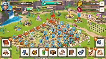 Empire: Age of Knights – Nouveau MMO médiéval