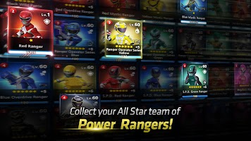 Power Rangers: All Stars