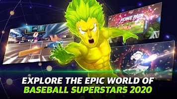 Baseball Superstars 2020