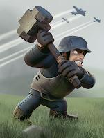 전쟁 영웅 : 무료 멀티 플레이어 게임 (War Heroes)
