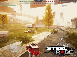 Steel Rage: Robot Cars