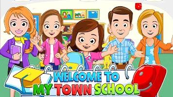 My Town: School