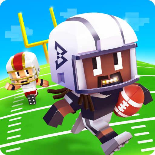 Blocky BEASTMODE® Football