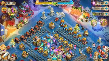 Castle Clash Korkusuz Takımlar