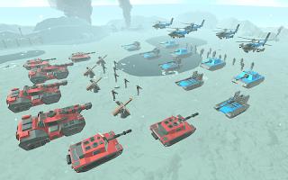 Army Battle Simulator
