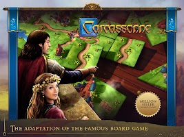 Carcassonne: Official Board Game – Tiles & Tactics