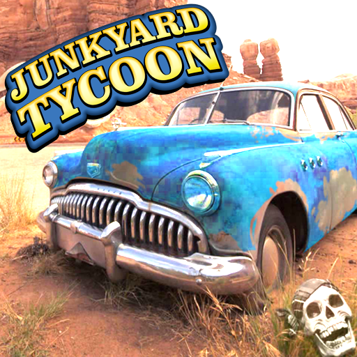 Junkyard Tycoon – Car Business Simulation Game