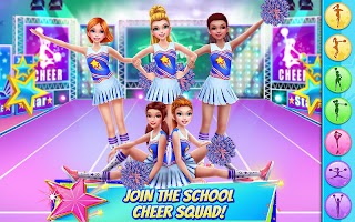 Cheerleader Dance Off – Squad of Champions