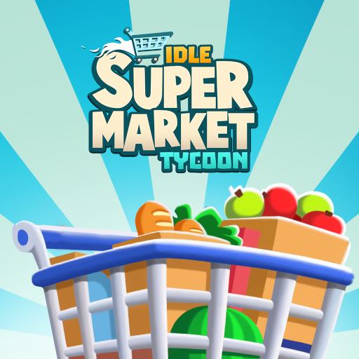 Idle Supermarket Tycoon – Geschäftsführungs-Spiel