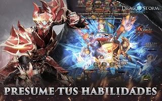 Dragon Storm Fantasy