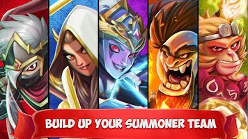 Epic Summoners: Battle Hero Warriors – Action RPG