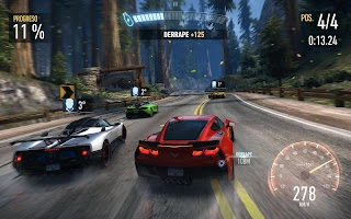 Need for Speed: NL Las Carreras