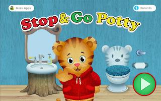 Daniel Tiger's Stop & Go Potty