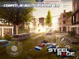 Steel Rage