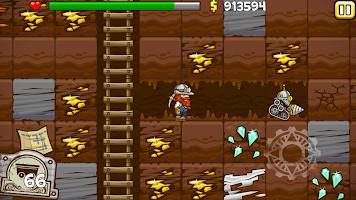 Крохотный шахтёр