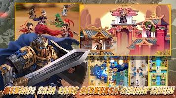 Pertahanan Dinasti: Pahlawan Mini
