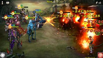 Zombie Strike: The Last War of Idle Battle (SRPG)