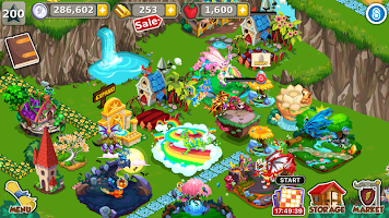 Dragon Story Country Picnic