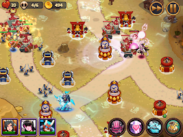 Realm Defense: Epic Tower Defense Strategy Game